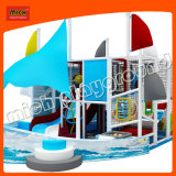 Sale를 위한 아이 Outdoor Wooden Mini Pirate Ship Playground