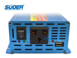 Suoer modificó el inversor de la potencia de la onda de seno 800W 12V para el uso casero (FAA-800A)