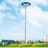 街灯ポーランド人、30の及び20のMtrsの高いマスト