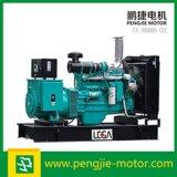 Generatore armonico a tre fasi del diesel di eccitazione 250kVA di CA
