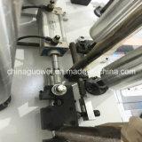Machine d'impression de gravure de feuille de plastique de couleur de la commande de système d'arc 8