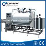 Machine van het Systeem van het roestvrij staal CIP de Schoonmakende Alkali Schoonmakende om de Industriële Schoonmakende Tank van het Roestvrij staal op zijn plaats Schoon te maken