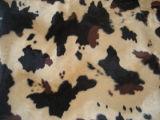 Tessuto del velluto stampato vendita calda per il sofà con il reticolo differente