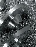 Précision faite sur commande usinant la bride borgne d'acier du carbone A105 de l'acier inoxydable 304