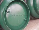 cylindre de gaz fabriqué par pression moyenne de 840L 1000kg pour le chlore, R134A, ammoniaque, gaz