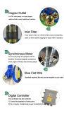 Bomba de água solar para o ciclo da água/fonte da lagoa/fonte do jardim ornamental