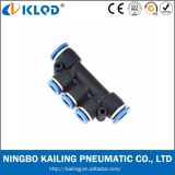 Quick Connect Pneumatic PC Fitting with High Quality
