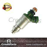 Injecteur d'essence 2325074100 des pièces d'auto 23250-74100 pour Toyota Camry