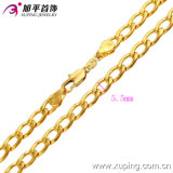 方法Male 24k Gold Plating Necklace Jewelry (42380)