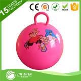 Crear la bola de salto inflable de la tolva para requisitos particulares