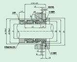 Уплотнение резиновый Bellow механически для насоса (HQ 502)