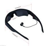 Polarisierte Sonnenbrillen MP3-Sport Bluetooth Kopfhörer-Kopfhörer-Paare mit zwei Telefonen