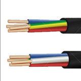 Câble d'alimentation Kvvp de contrôle isolé par PVC de la Chine