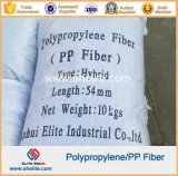 Macrofiber Chemical Fibre pp Twist Fiber per Concrete 54mm
