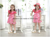 Vestito bello dalla principessa Girls Dress Kids Flower della banda di modo