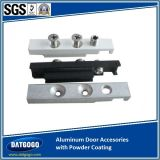 CNC Machined Aluminum Door Accessories con Powder Coating