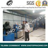 베트남 Market를 위한 다기능 Cardboard Edge Protector Machine