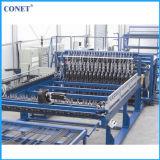 Fabriek Price volledig-Automatic Panel Fence Mesh Welding Machine (HWJ2000 met lijndraad en dwarsdraad 38mm)