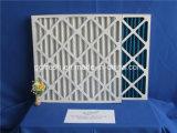 Filtro dell'aria del comitato pieghettato blocco per grafici del cartone che piega filtro dell'aria primario G4