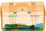 Doppelstrahl-Gepäck-Scanner der ansicht-X - FDA u. Cer gefällig