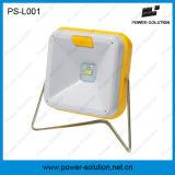 튼튼한 휴대용 태양 테이블 독서용 램프