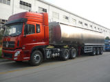 5000L Horizontal Milk Transport Tank