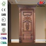 Дверь твердой древесины мастера самая лучшая роскошная