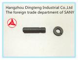 Pin 60154443k del diente del compartimiento del excavador para el excavador Sy115 de Sany