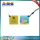 Anti - cartão Epoxy da freqüência RFID da poeira 860-960MHz