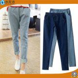 La fuerza de los pantalones de la aptitud de las polainas de la manera de las mujeres jadea Legging