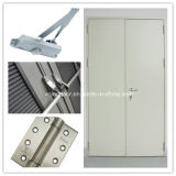 ULおよびBS 476 Certificateとの外へ向かうSteel Commercial Fire Rated Door