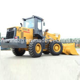 VierradDrive Articulated Tractor Loader 3ton
