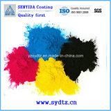 Peinture résistante à hautes températures d'enduit de poudre