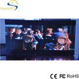 BILDSCHIRMANZEIGE-druckgießender Aluminiumschrank der LED-P6 farbenreiche Lighweight Mietbildschirmanzeige-SMD