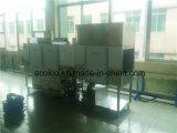 Tipo máquina comercial del transportador de la cesta de Eco-1A del lavaplatos