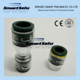 Micro testado 100% Duct Coupling Reducer 10-8mm