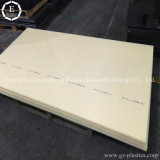 Der Technik Plastikblatt PlastikDelrin Blatt-Acetal-Vorstand Polyacetal CNC-maschinell bearbeitenteil-POM