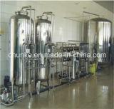 Depuradora de aguas residuales industrial del acero inoxidable
