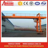 Sale를 위한 50 톤 Double Girder Semi Gantry Crane