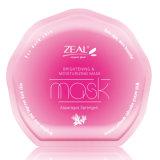Eifer-erhellende u. befeuchtende Haut-Sorgfalt-Gesichtsmaske 25ml