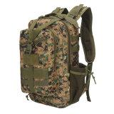 Forças armadas táticas dos Anbison-Esportes que caminham o saco ao ar livre de acampamento da trouxa