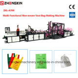 A700 Modelo Non Woven T-Shirt Bag Making Machine
