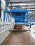 Heißes eingetauchtes Stahldraht-Zink-Schichts-Gerät