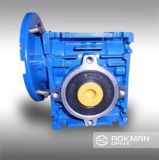 De Motor met drijfwerk van het Reductiemiddel van de Snelheid van de Versnellingsbak van de Worm van Nmrv