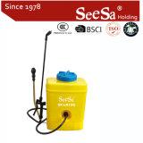 pulvérisateur manuel agricole de sac à dos de la pression atmosphérique 15L (SX-Lk15Q)