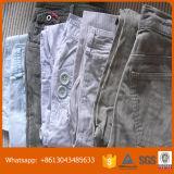 Оптовая продажа использовала одежды в используемой Bales продаже партии брюк