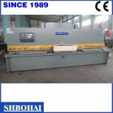De China Bohai Bransd Columpio Beam Machine Shearing Modelo 16mm X 2500mm