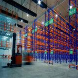 Tormento de acero de la plataforma del almacén de la alta calidad