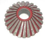 다이아몬드 CNC 바퀴, 다이아몬드 잎