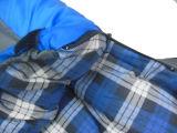 Großhandelskomfort-einzelner breiter im Freien blauer Schlafsack